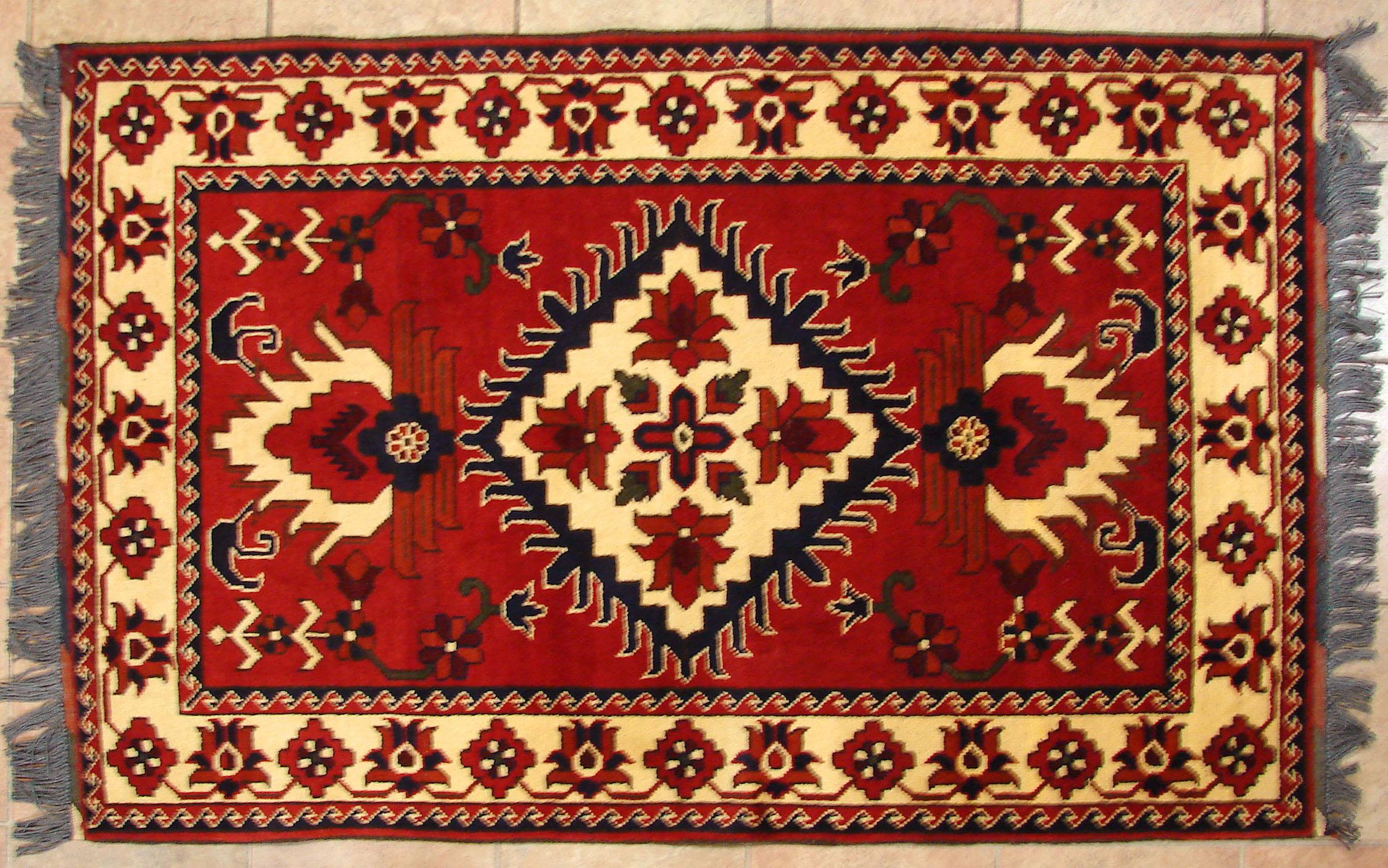 Handmade Afghan Carpets